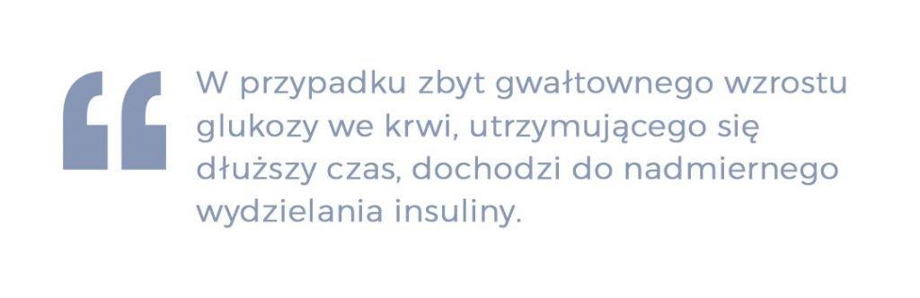 wydzielanie insuliny
