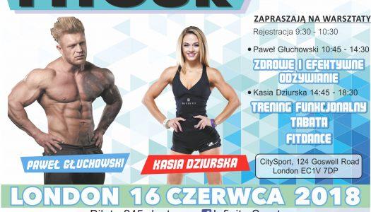 Fitour Kasia Dziurska & Paweł Głuchowski