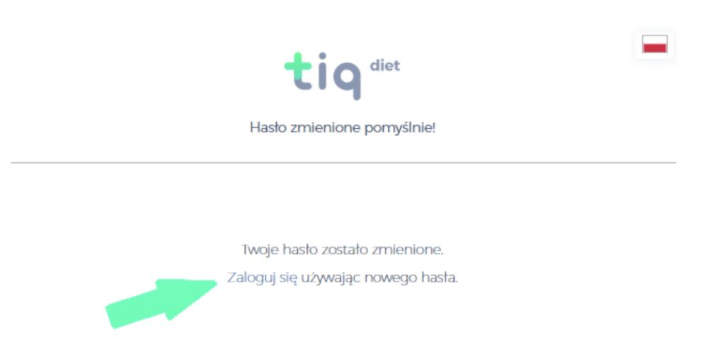Zaloguj sie do TiqDiet