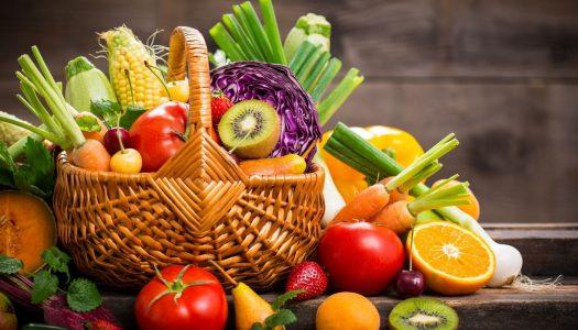 Zimowe skarby wśród owoców i warzyw