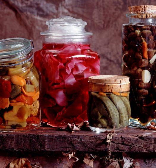 Kiszonki warzywne