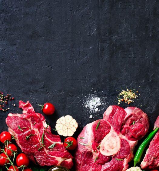 Kawałki mięsa
