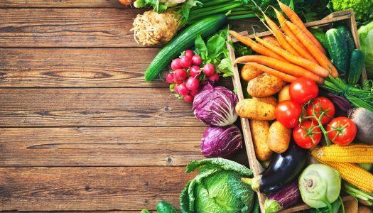Nie zapominaj o jedzeniu warzyw!
