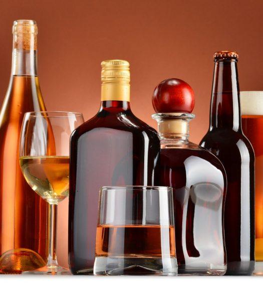 Alkohol a zdrowie i dieta